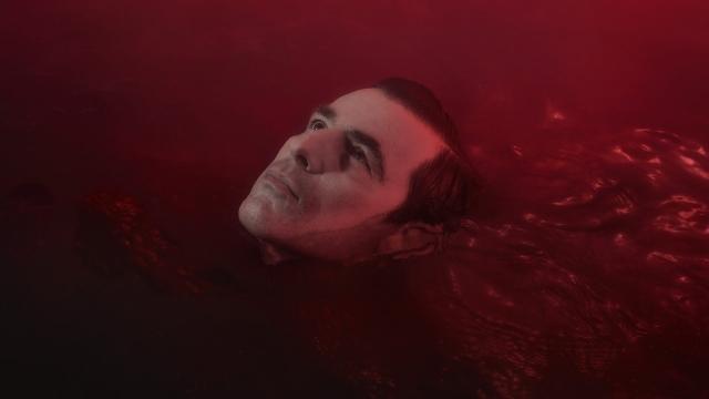Claes Bang as Dracula