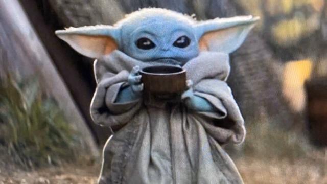 Baby Yoda is the surprise star of Disney+ series The Mandalorian (Photo: Disney)