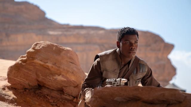 John Boyega as Finn Star Wars: The Rise of Skywalker (Photo: Disney/Lucasfilm)