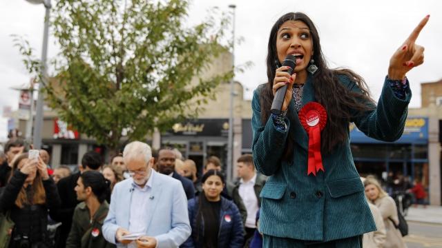 Faiza Shaheen Chingford