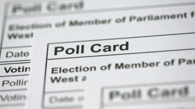 Elections are usually held in the UK every five years