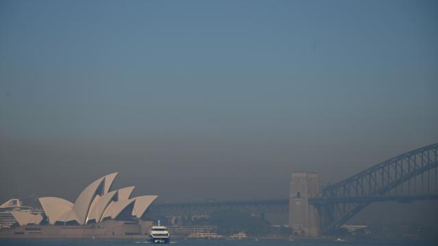 Australia hottest day