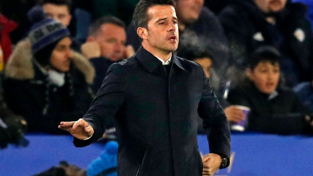 Marco Silva: 'We have to look at the game as a good opportunity to do something the club didn't do for 20 years. The result can change our season'