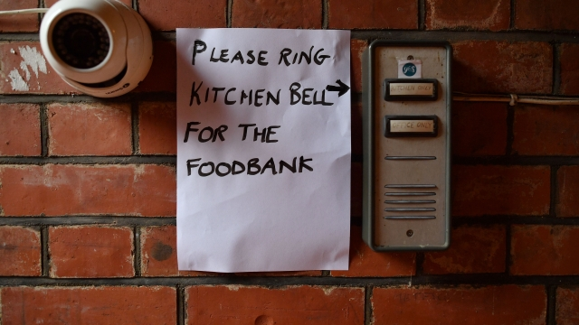 Article thumbnail: Foodbank doorbell