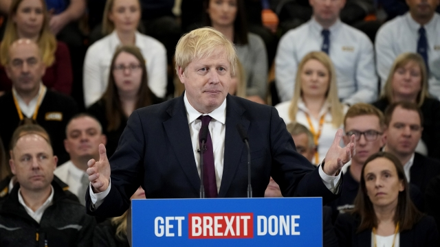 Boris Johnson has admitted that he would not be able to lead a minority government should he fall short of winning a majority