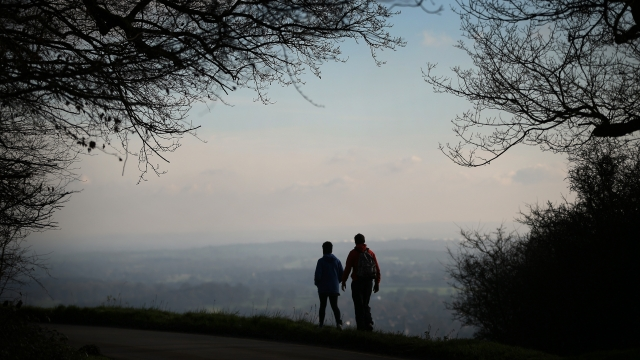Cold and crisp weather with a scattering of showers will take place