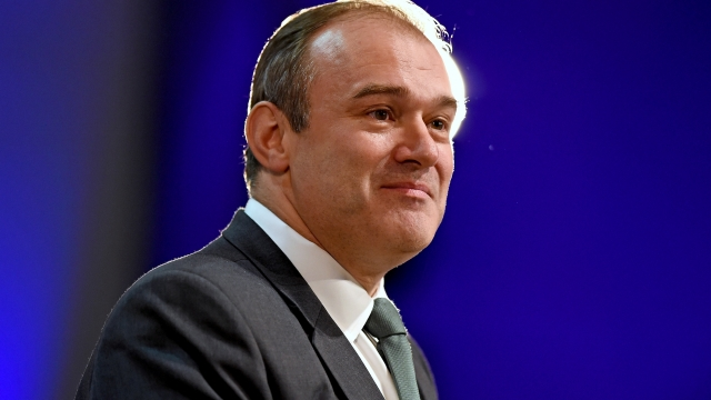 Sir Ed Davey became acting leader of the party after Jo Swinson lost her seat