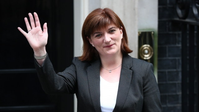 Baroness Morgan will stay on as Culture Secretary from the Lords