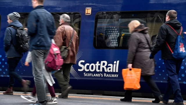 Article thumbnail: Abellio has been operating the ScotRail franchise since 2015 (Photo: Getty)