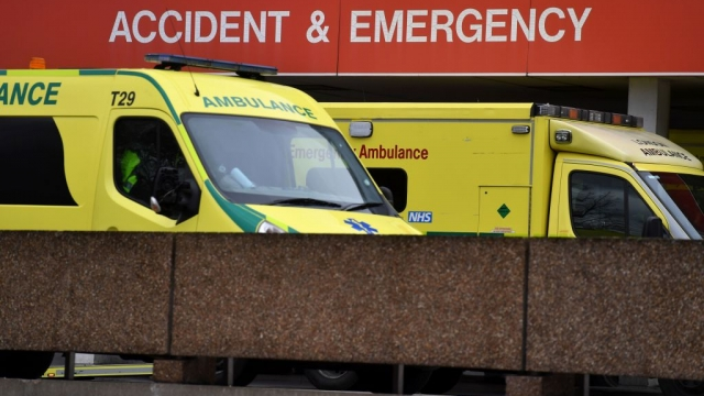 NHS bosses said ways must be found of reducing the demand on emergency departments.