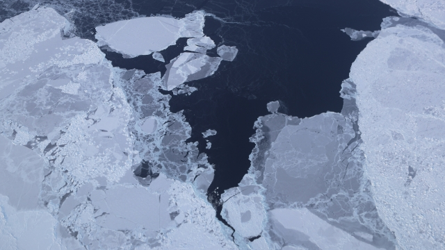 The Arctic has long been regarded as the ground zero of global warming as rising temperatures melt the snow