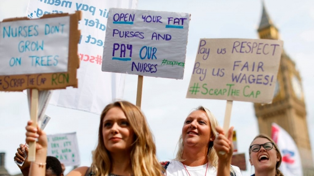Nursing students have long demanded a Government U-turn