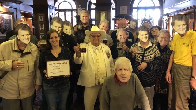 Wetherspoon's superfans