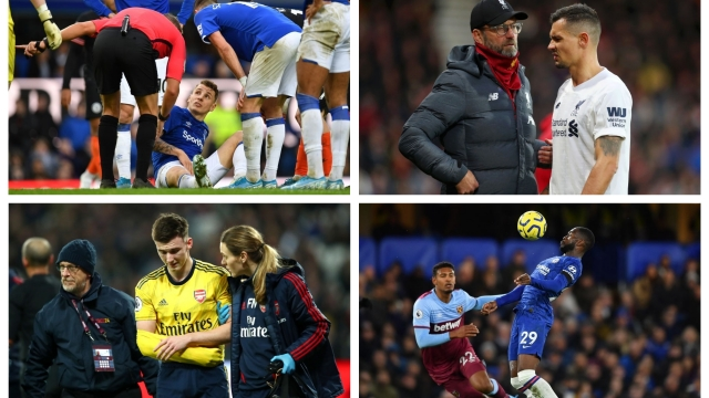 Gameweek 17 will see FPL managers contending with a number of high-profile players among those with injury doubts (Getty Images/i)