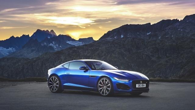 Article thumbnail: 2020 Jaguar F-Type