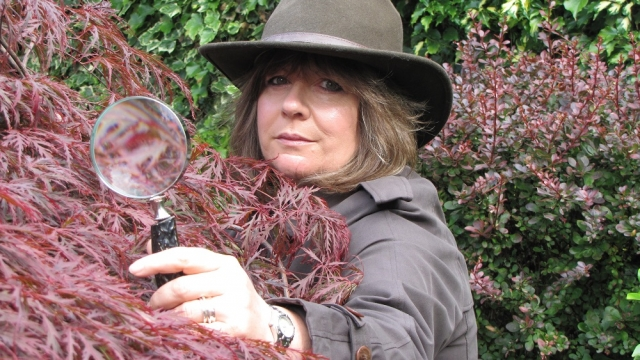 Joy Swift was awarded an MBE for services to tourism thanks to her part inventing the concept of murder mystery weekends (Photo: Joy Swift)