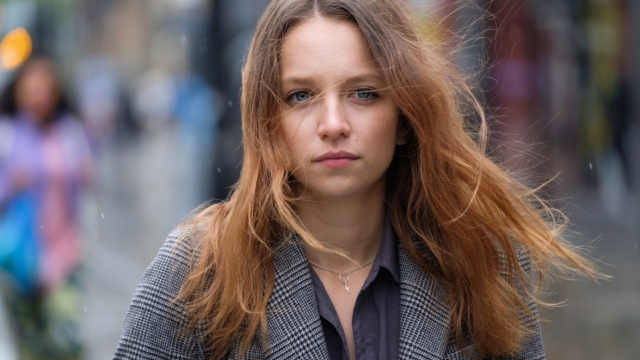 Molly Windsor in Traces