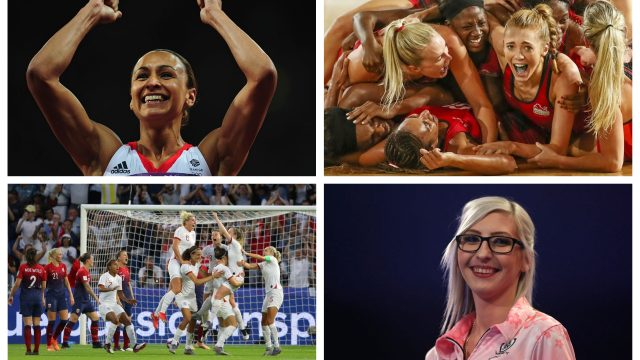 Article thumbnail: Women in sport 2010s best moments of the decade
