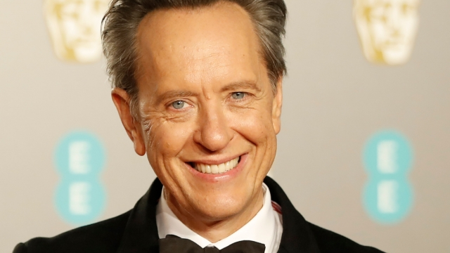 British actor Richard E. Grant says he is 'uncomfortable' about taking gay roles