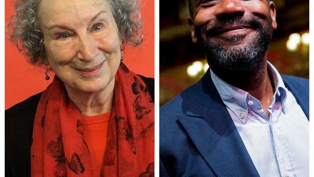 Margaret Atwood's award-winning novel and Lenny Henry's book are in our top picks for Christmas