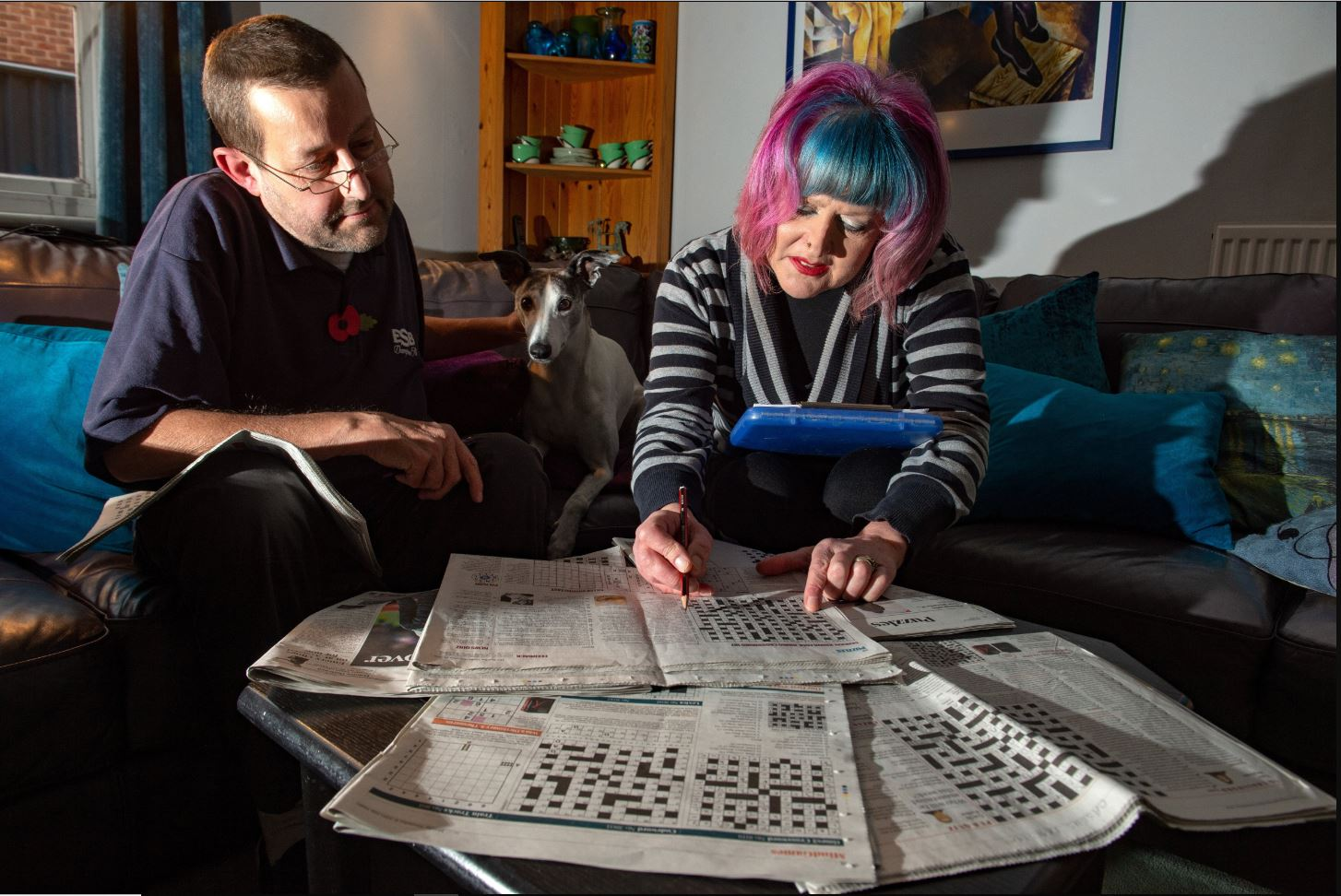 Ingenuity Solvability And Mischievousness I S Crossword King On Secret To The Perfect Clue And Why He Set His Wife A Puzzle For Their Wedding Day