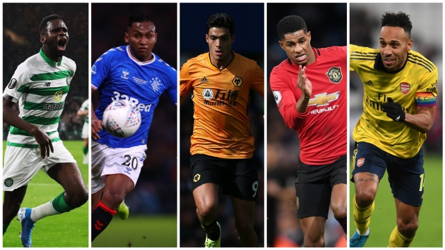 europa league draw in full who man utd arsenal celtic rangers and wolves face in last 32 fixtures europa league draw in full who man