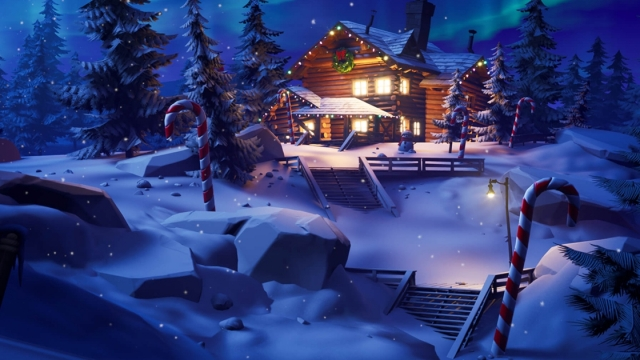 Fortnite Christmas Event 2020 Reward Table Fortnite presents: the Christmas gift rewards from the Winterfest