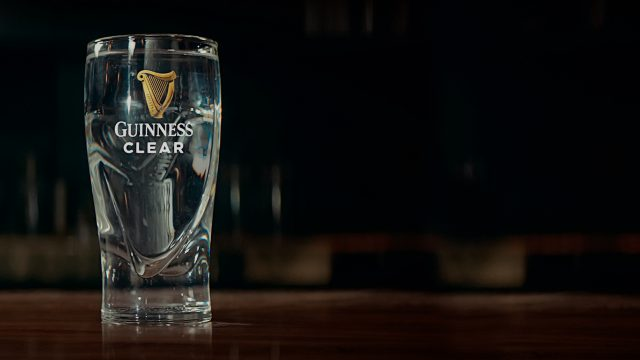 Article thumbnail: The Guinness Clear campaign aimed to tackle binge drinking during the Six Nations rugby tournament