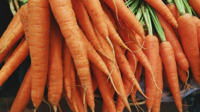 carrot shortage