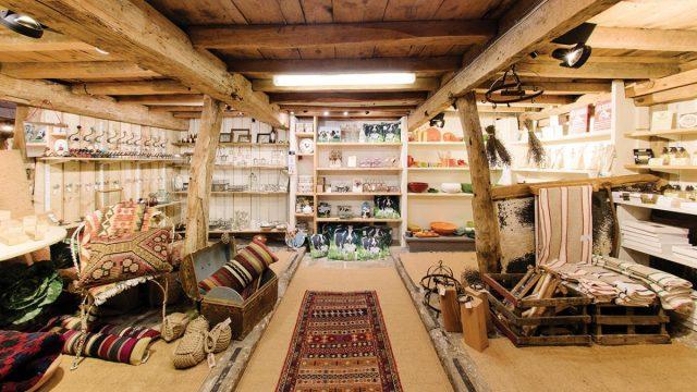 Lower Sizergh Barn