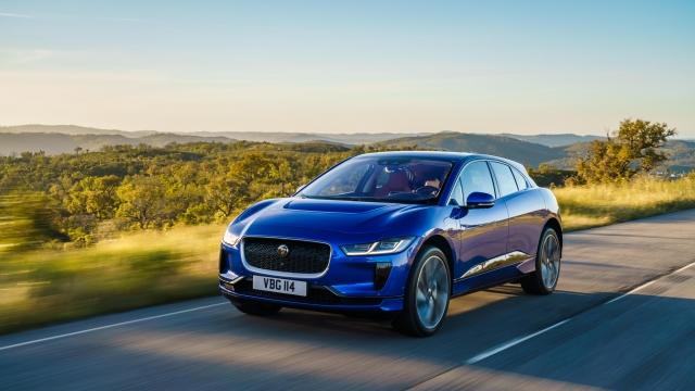 Article thumbnail: Jaguar I-Pace
