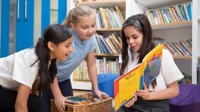 Pupils aged three to 13 are able to benefit from one-on-one reading support through Coram Beanstalk (Photo: Coram Beanstalk)