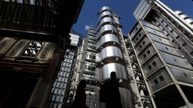 Lloyd's of London sits at the heart of London's financial district (Photo: REUTERS/Simon Dawson)