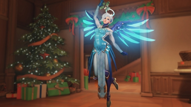 Overwatch Christmas event 2019: Winter Wonderland patch release