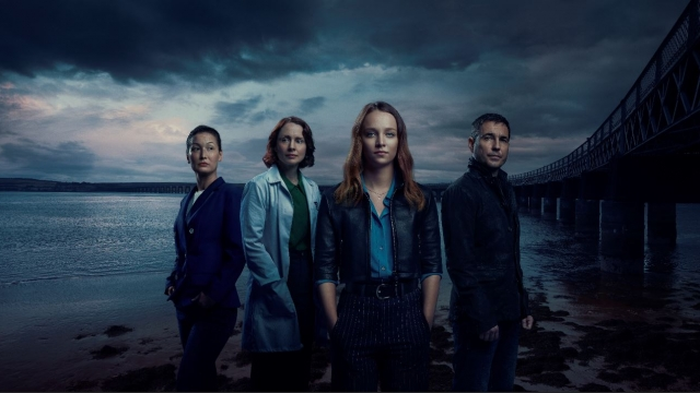Traces Cast Who Stars With Martin Compston In The New Alibi Drama Series And When It S On Tonight