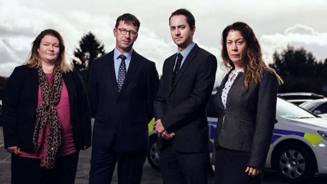 The cast of Catch A Killer will explore a new case (Photo: Channel 4)