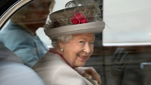 In the latest instalment in a six-day saga which has captivated royalists and republicans alike, the monarch signalled on Monday that she had taken charge of the Harry and Meghan Show