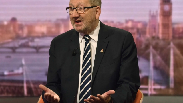 Len McCluskey, General Secretary of Unite the Union, claims anti-Semitism was used to 'undermine' Jeremy Corbyn