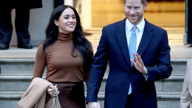 The Duke and Duchess of Sussex have been given permission to step away from their senior royal roles