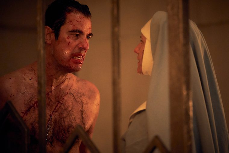 Dracula (Photo: Hartswood Films/Robert Viglasky/BBC)