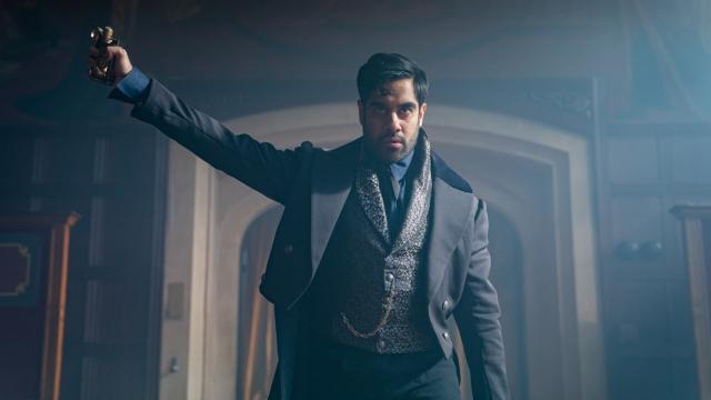 The Master (SACHA DHAWAN) in Doctor Who (Photo: BBC/Ben Blackall)
