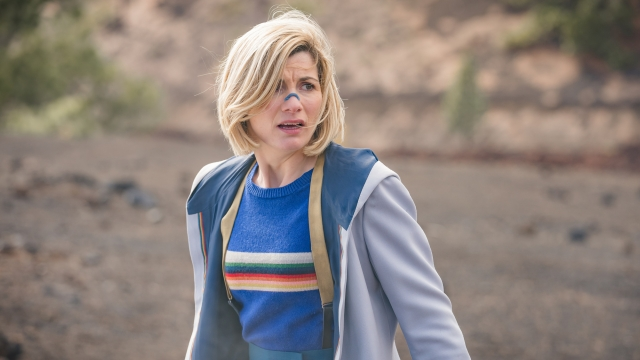 Jodie Whittaker Doctor Who series 12