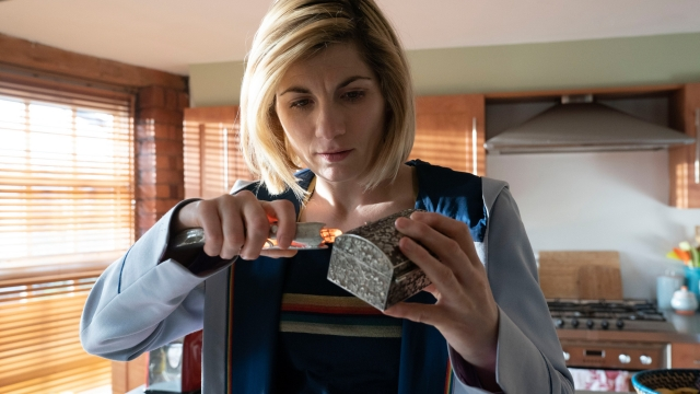 Doctor Who series 12 Jodie Whittaker