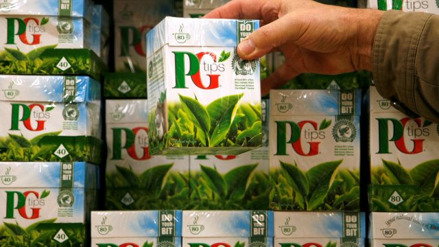 Black tea sales have been declining in developed markets (Photo: REUTERS/Luke MacGregor/File Photo)