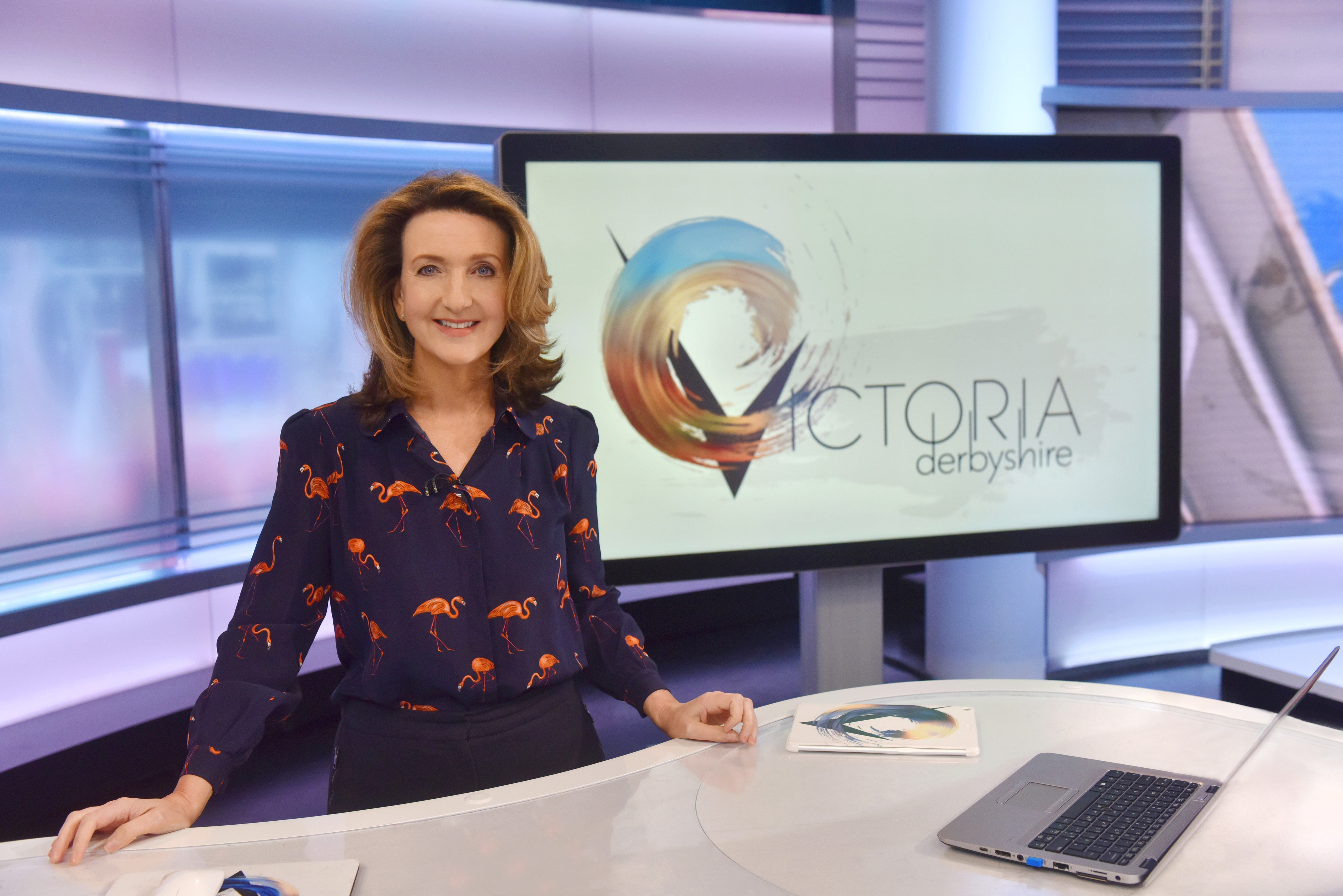 Bbc Promises New Role For Absolutely Devastated Victoria Derbyshire After Show Axed