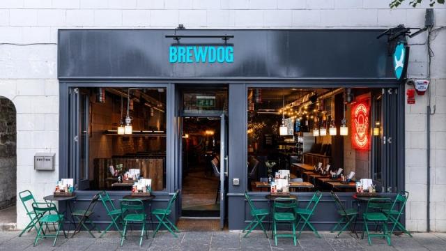BrewDog new pubs