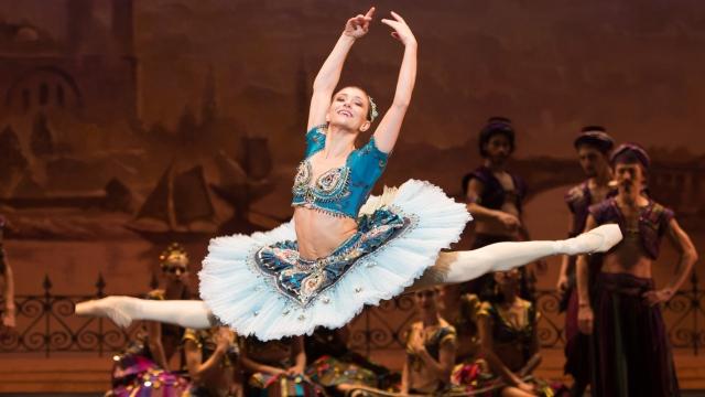 English National Ballet's Le Corsaire (Photo: ASH)