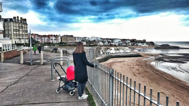 Sophie Morris left London in 2017 and moved to Broadstairs