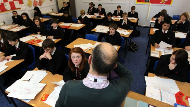 The Government has said it will put minimum funding levels for schools in England into law