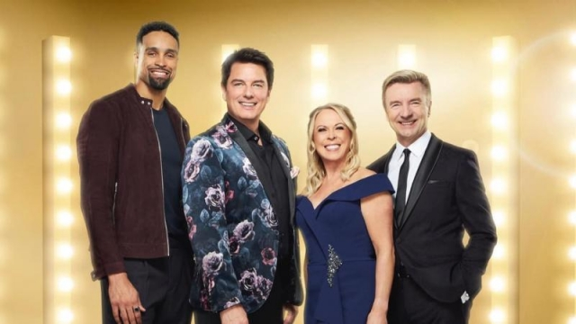 Dancing On Ice judges 2020